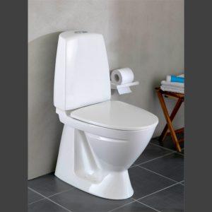 Installation av wc-stol